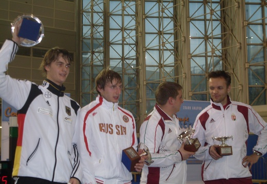 Weltcup Athen 2010